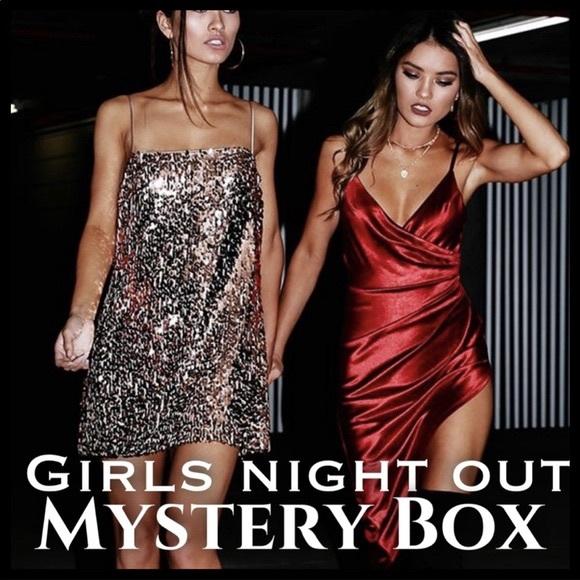 Fabulous 5 item mystery box!